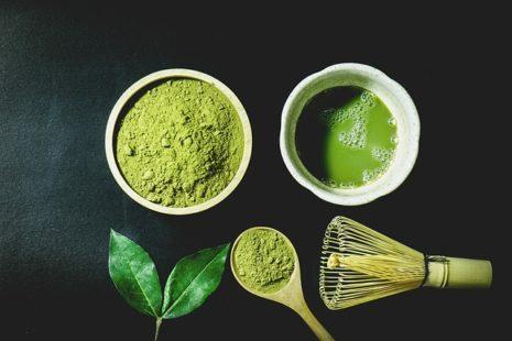 Les valeurs nutritives du thé matcha