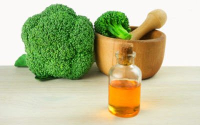 Photo of L'huile de brocoli a un effet lissant et anti-frisottis sur les cheveux et est protectrice et régénératrice pour la peau mature.