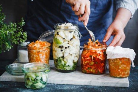 Comment faire des aliments fermentés ?