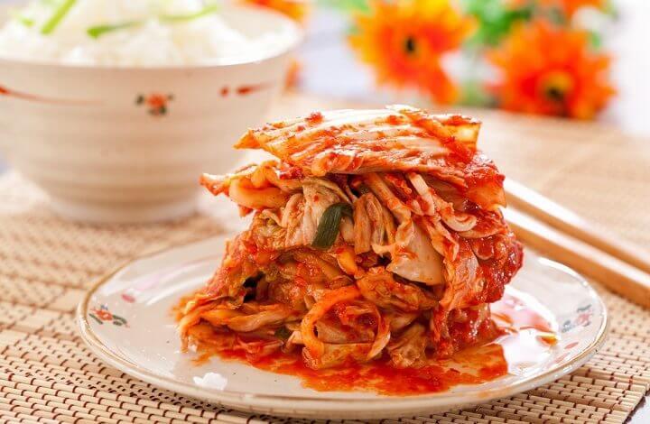 Le kimchi : un mets de base authentique de la cuisine coréenne