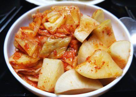 Présentation du Kimchi