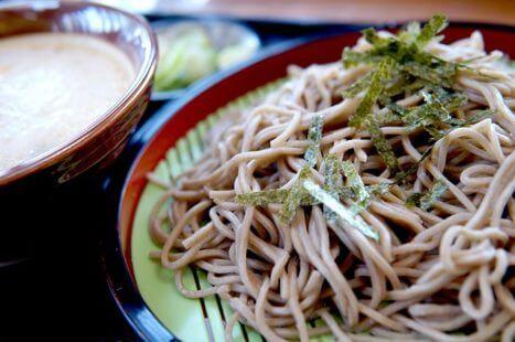 Recette et cuisson des nouilles soba