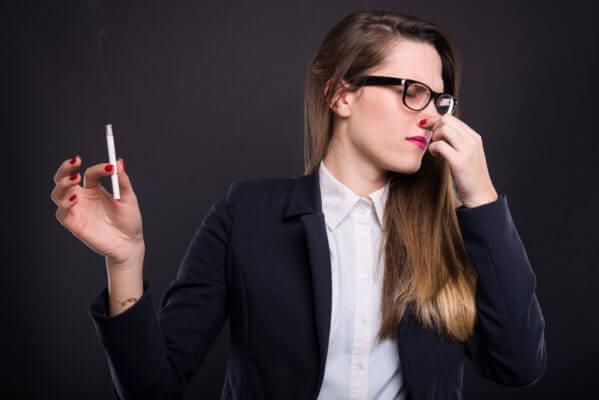 enlever les odeurs de tabac