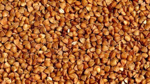 Sobacha : préparé avec des graines de sarrasin grillées