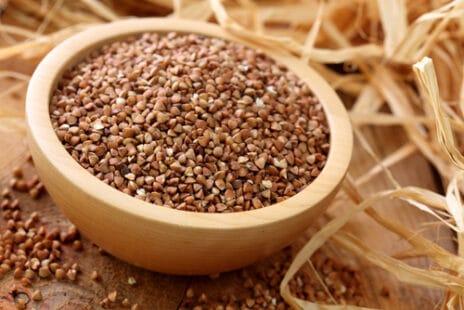 Les graines de sarrasin