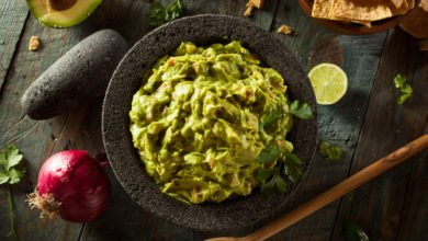 Photo of Le guacamole : une sauce à l'avocat venue tout droit du Mexique !