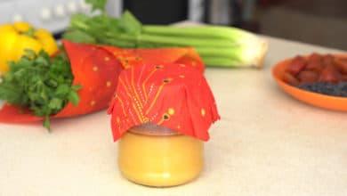 Photo of Le bee wrap : un emballage écologique à la cire d'abeille