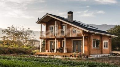 Photo of Maison en bois : une habitation écologique et design