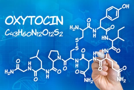 Ocytocine : sa formule chimique