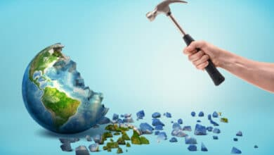 Photo of L'effondrement économique, écologique et sociétal, que cela signifie ?