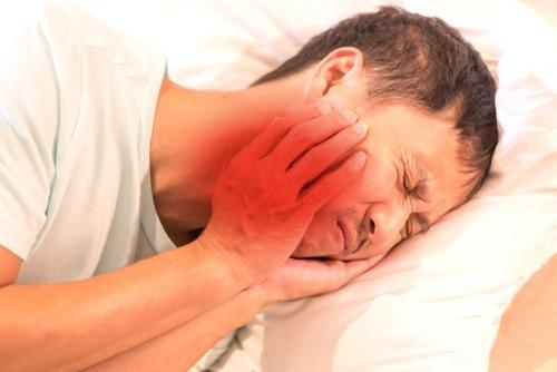 comment dormir avec une rage de dent