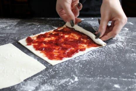 Place à la pizza
