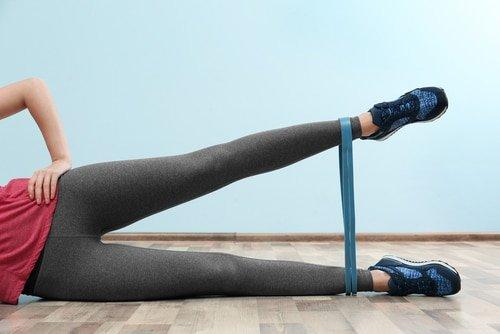 élastique fitness