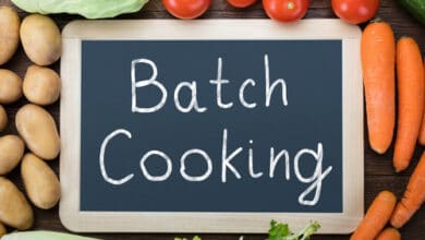 Photo of Le batch cooking : la solution pour programmer ses repas !