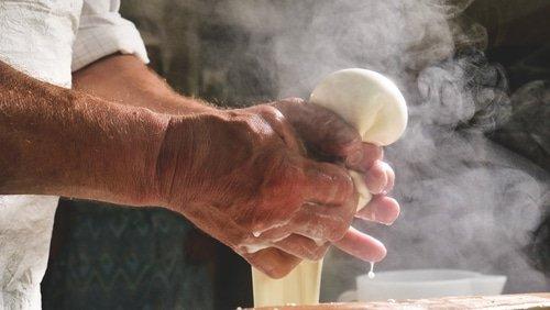 Fromage de fabrication artisanale et de qualité