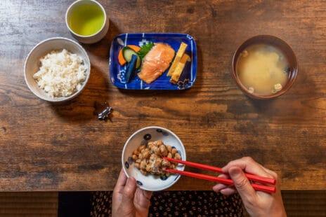 Repas nippon