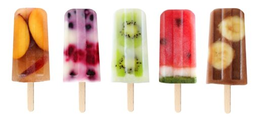 Régalez-vous de fruits glacés !