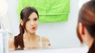 Bain de bouche