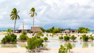 Photo of Kiribati, E la nave va ?