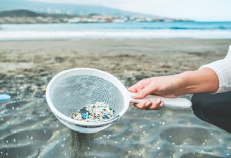 Pollution plastique : les micro-plastiques