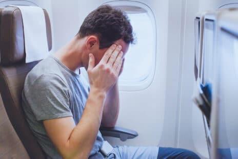 La peur de l'avion