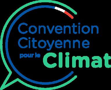 Logo de la convention citoyenne pour le climat