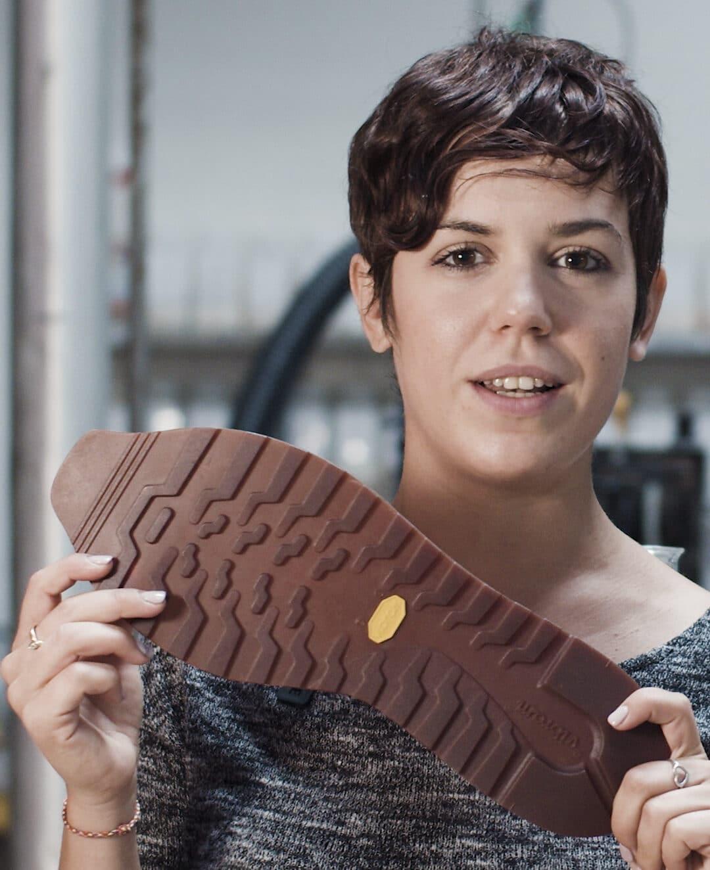Chiara Versari, responsable du département Recherche & Développement