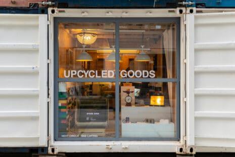 Cette entreprise hollandaise propose des objets d'upcycling à la vente