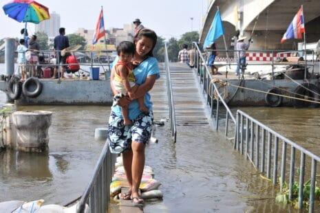 L'Asie victime de nombreuses catastrophes naturelles