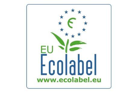 La fleur : logo de l' écolabel européen