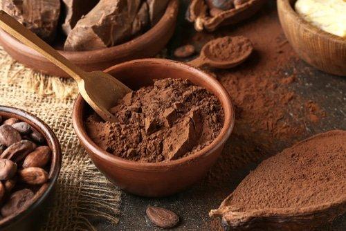 cacao en poudre - Coloration cheveux au naturel