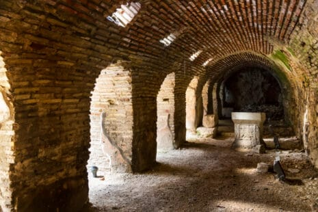 Anciens thermes romains