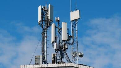 Antennes radio propageant des ondes électromagnétiques, 5G