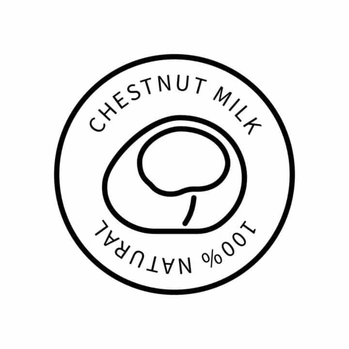 Icône : lait de châtaigne 100% naturel